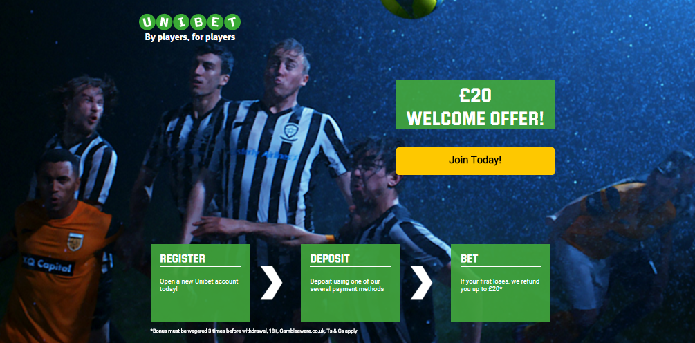 Unibet Bonus.WelcomeOffer
