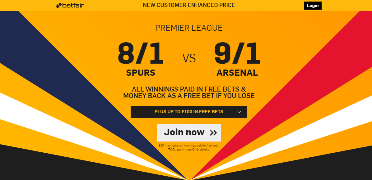 Betfair.promotion.premierleague.SpursVsArse