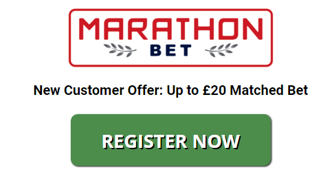 Marathonbet.new customers bonus