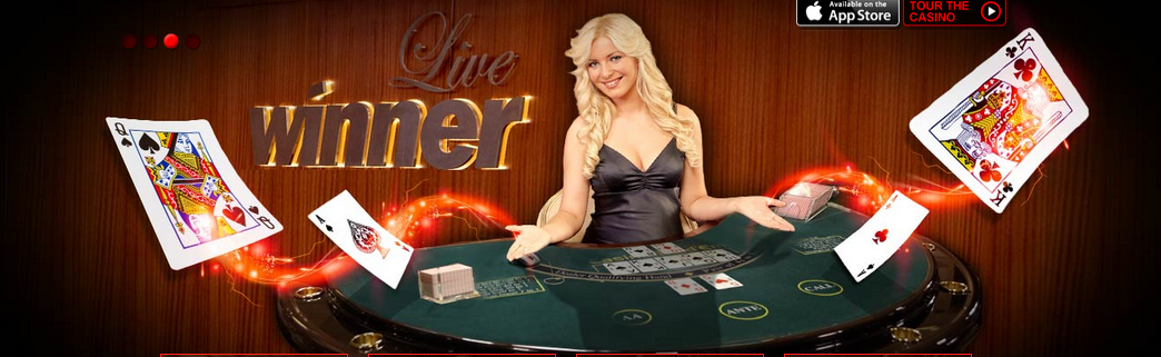winner.promotion.live casino