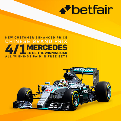 Betfair. ChineseGP_Mercedes_uk
