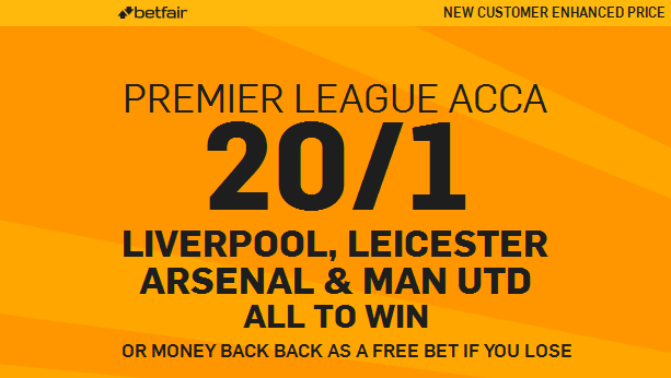 Betfair.promotion. Premier League ACCA