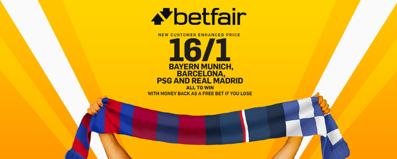 Betfair.promotion.champions league_ACCA_BayernM_Barcelona_PSG_RM_uk