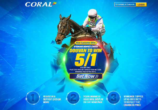 Coral.promotion.punchestown festival